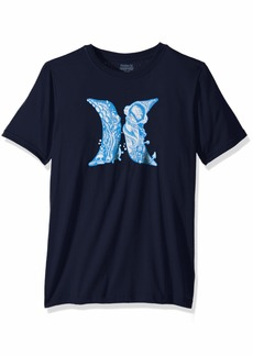 Hurley Big Boys' Graphic Icon T-Shirt  S