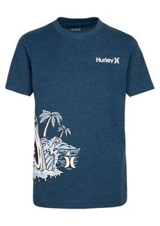 Hurley Big Boys Shark Breach T-Shirt