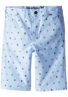 Hurley Big Boy's Woven Shorts Shorts oxford schiffly