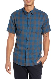 Hurley Bison Check Twill Woven Shirt