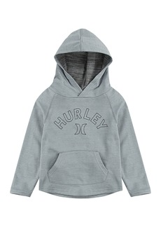 Hurley Blitz French Terry Logo Hoodie (Little Boys)