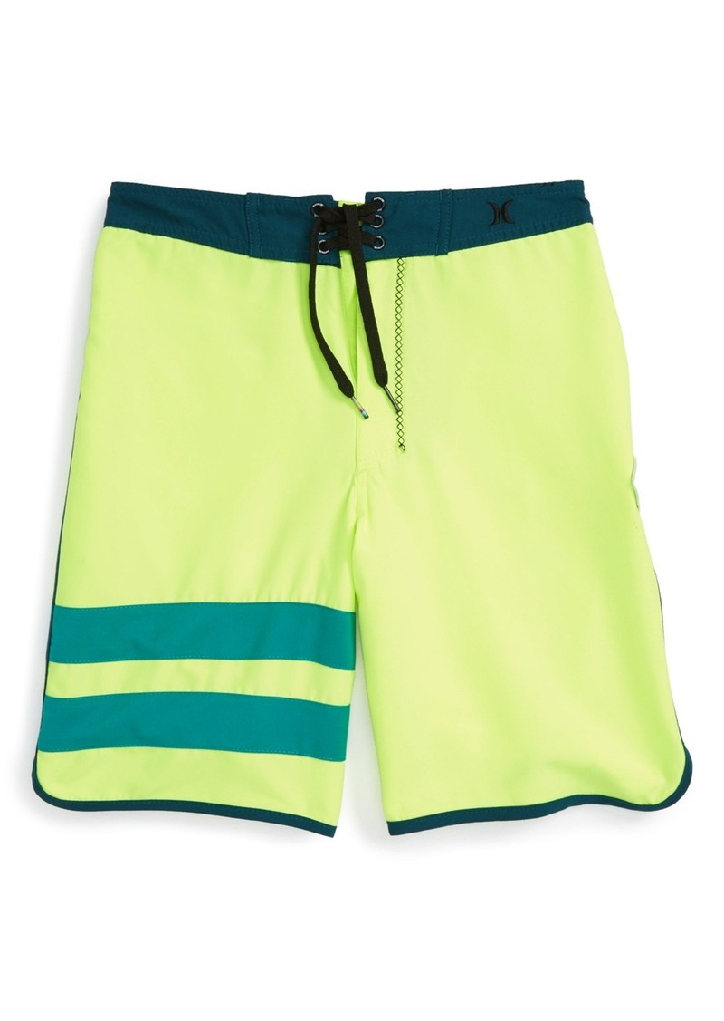 Hurley 'Block Party' Board Shorts (Big Boys)