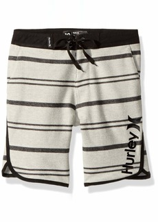Hurley Boys' Big French Terry Shorts
