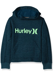 Hurley Boys' Big One & Only Therma-Fit Pullover  L