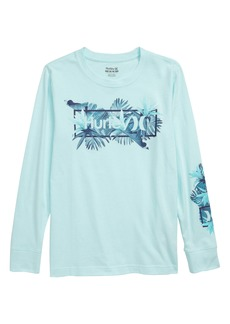 Hurley Brotanical II Long Sleeve T-Shirt (Big Boys)