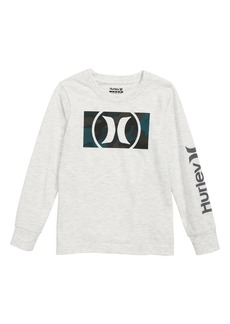 Hurley Camofill Graphic T-Shirt (Toddler Boys & Little Boys)