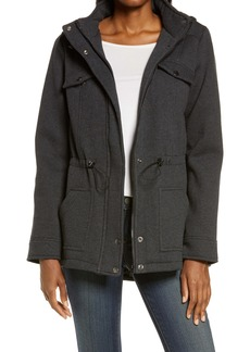 Hurley Chester Cotton Blend Fleece Jacket