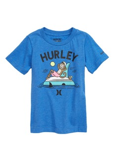 Hurley Chimpwrecked Graphic Tee (Toddler & Little Boy)