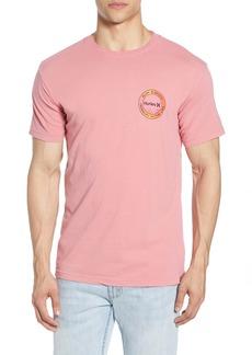 Hurley Circle Check Graphic T-Shirt