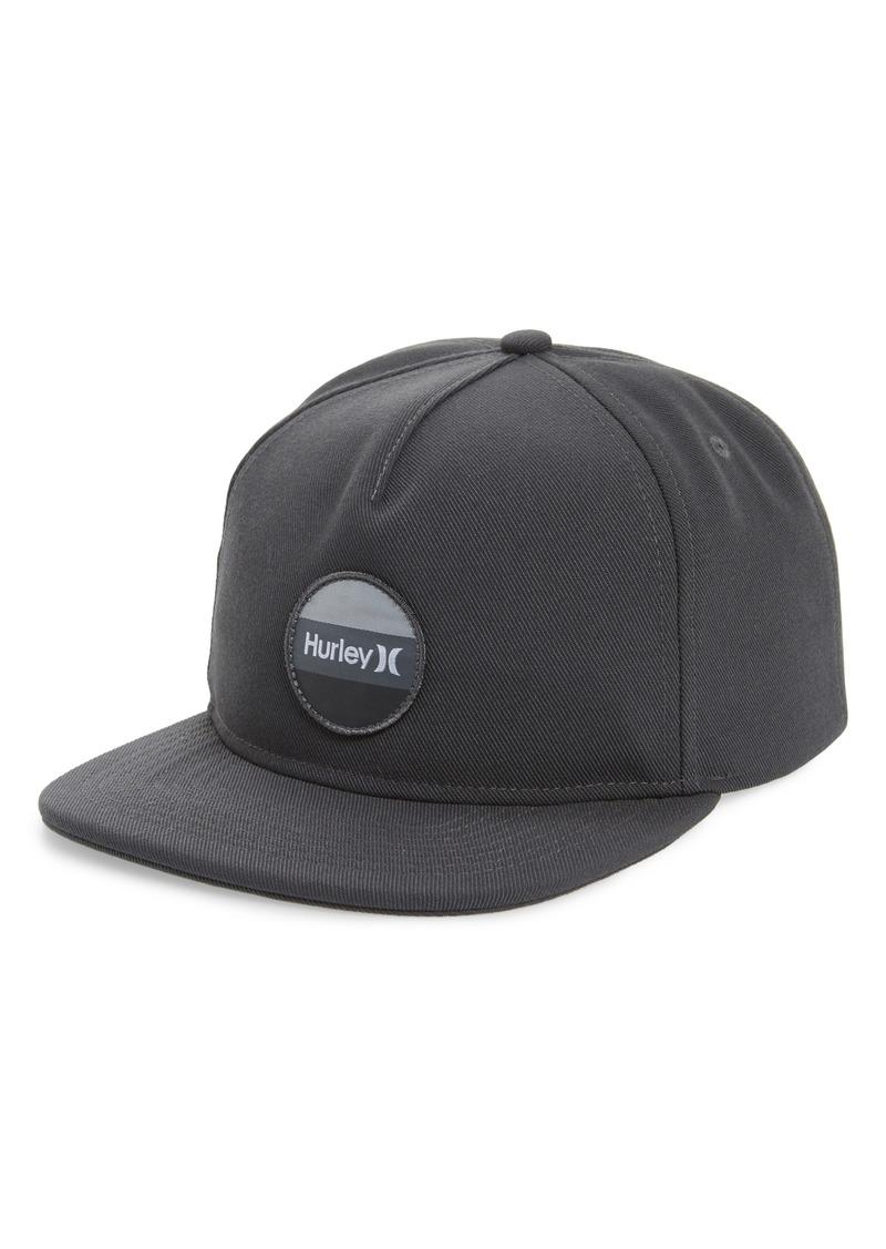 578a5b833e1 Hurley Hurley Circular Logo Patch Hat