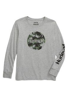 Hurley Circular Print Graphic T-Shirt (Little Boys & Big Boys)