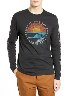 Hurley Core Pennant Graphic T-Shirt