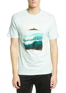 Hurley Core Rolling Down Graphic T-Shirt