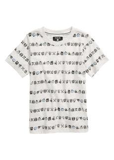 Hurley Creature Stripe Graphic T-Shirt (Big Boys)