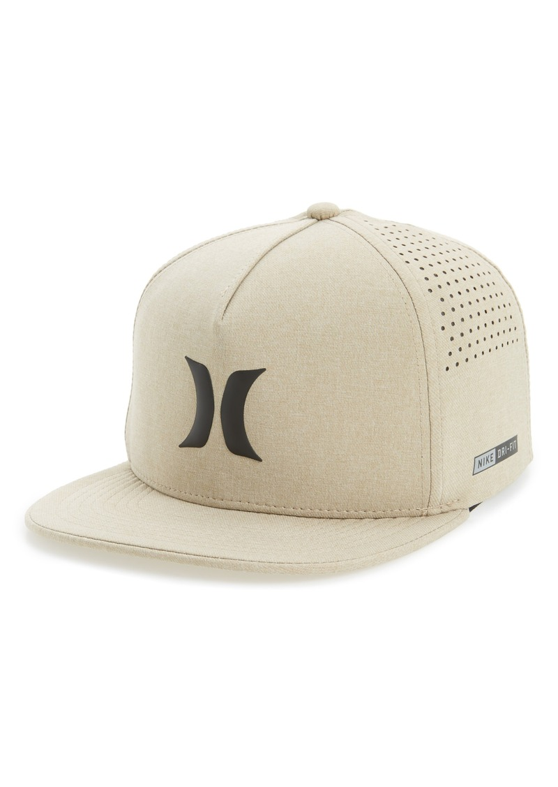 competitive price 75045 f56a0 Hurley Dri-FIT Icon Snapback Baseball Cap