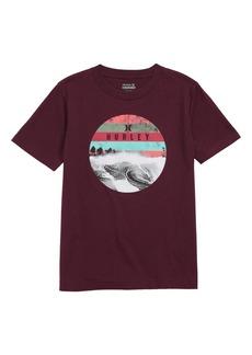 Hurley Dusk Graphic T-Shirt (Big Boys)