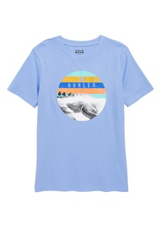 Hurley Dusk Graphic T-Shirt (Big Boys)
