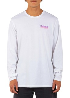 Hurley Everyday Explore Long Sleeve Graphic Tee