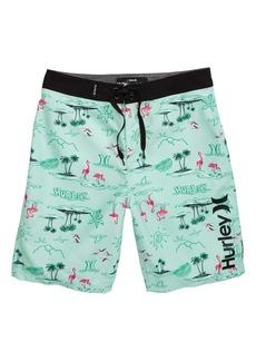 Hurley Flamingo Board Shorts (Big Boys)