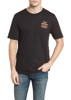 Hurley Fly By Graphic T-Shirt