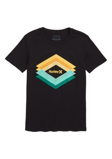 Hurley Frail Graphic T-Shirt (Big Boys)
