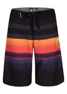 Hurley Gavitos Board Shorts (Big Boys)