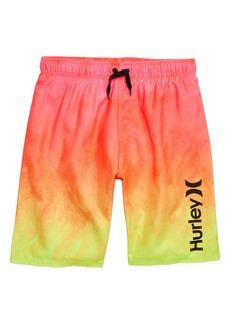 Hurley Gradient Swim Trunks (Big Boys)