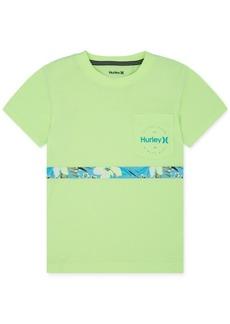 Hurley Graphic-Print T-Shirt, Little Boys