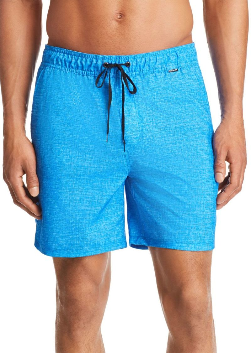 0a82a28ac24f0 Hurley Hurley Heather Volley Swim Trunks