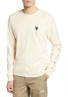 Hurley Heavy Shred Long Sleeve T-Shirt