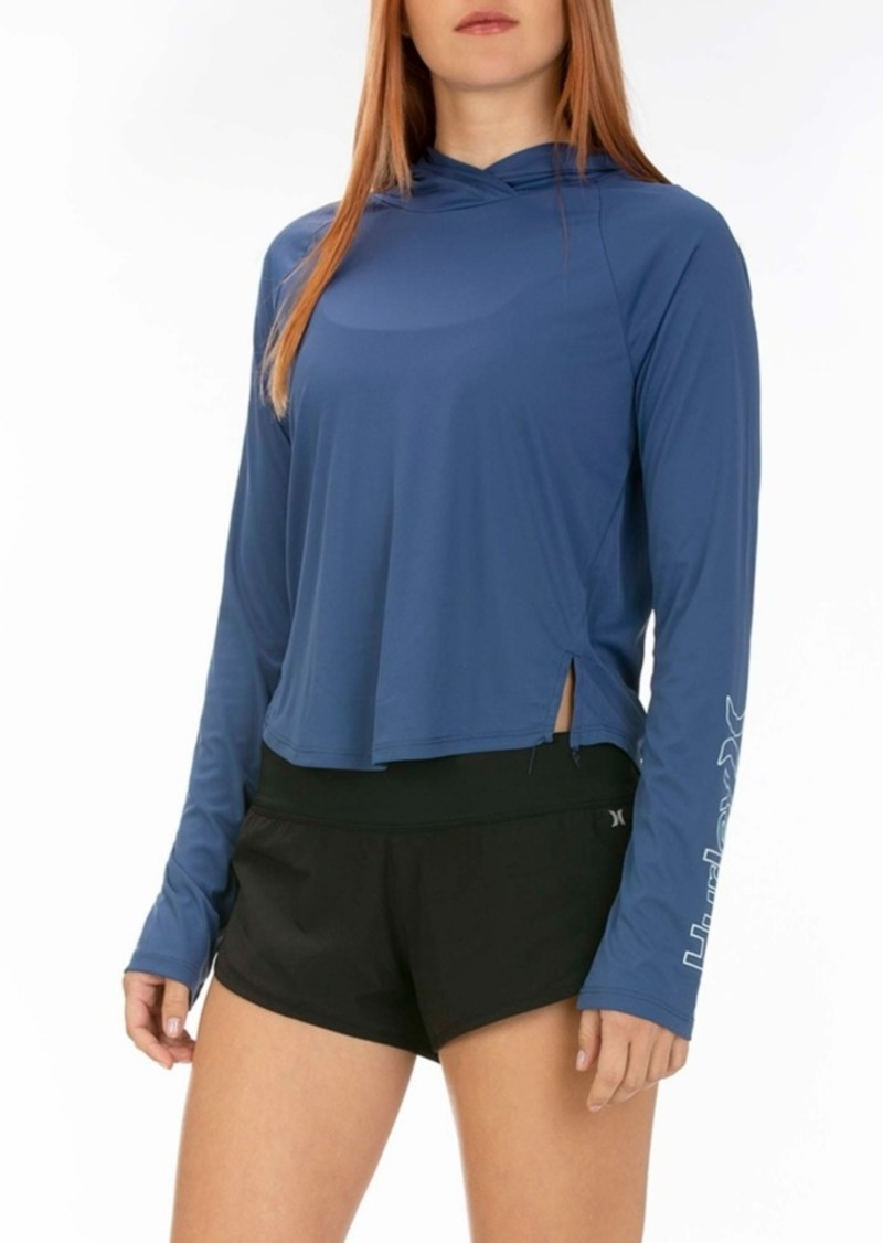 Hurley Hooded Surf Top
