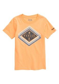 Hurley Interlocked Graphic T-Shirt (Toddler Boys & Little Boys)