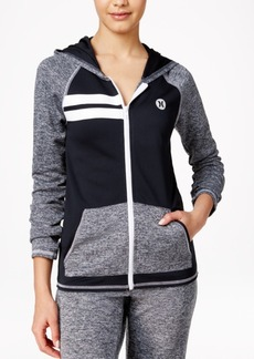 Hurley Juniors' Block Party Dri-Fit Front-Zip Hoodie
