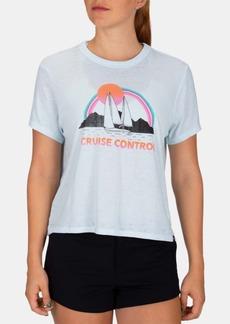 Hurley Juniors' Cruise Control Burnout T-Shirt