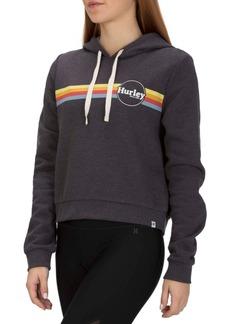 Hurley Juniors' Jammer Stripe Fleece Hoodie