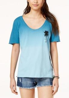 Hurley Juniors' Trajectory Varsity Cotton T-Shirt