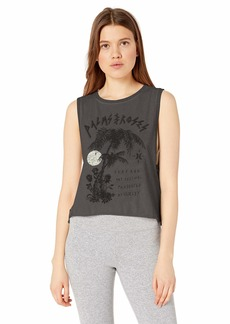 Hurley Junior's Washed Muscle Tank Top  S