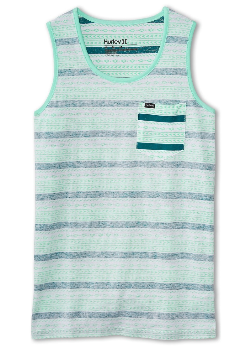 Hurley Kids Flip It Reverse Tank Top (Big Kids)