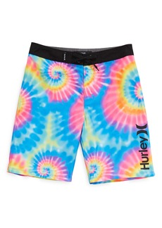 Hurley Kids' Spiral Board Shorts (Big Boy)