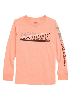 Hurley Launch Graphic T-Shirt (Big Boys)