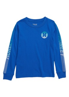 Hurley Line Graphic T-Shirt (Big Boys)