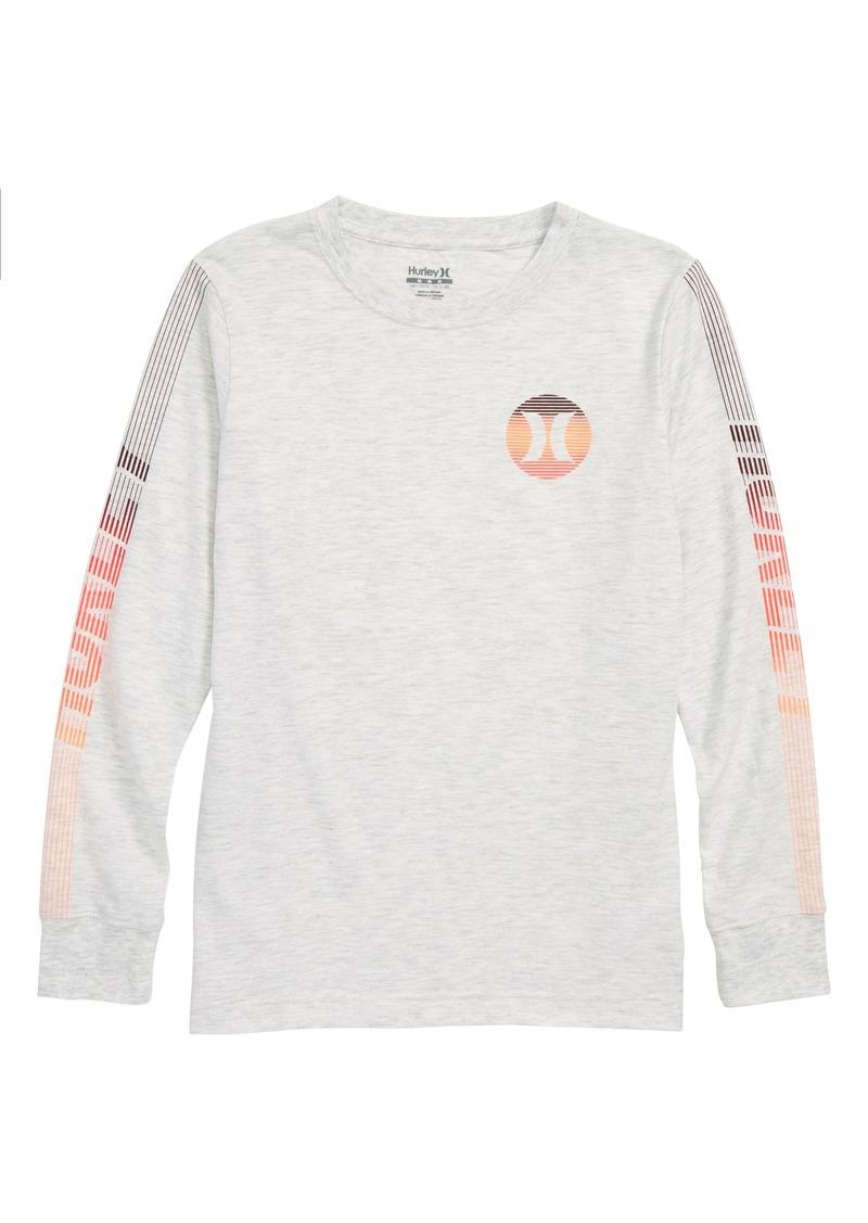 Hurley Line Graphic T-Shirt (Toddler Boys & Little Boys)