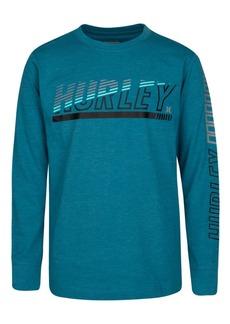 Hurley Toddler Boys Cotton Logo-Print T-Shirt
