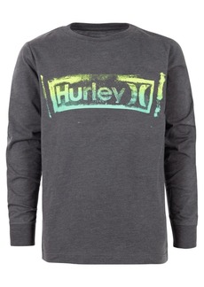 Hurley Little Boys One and Only Graphic Cotton T-Shirt