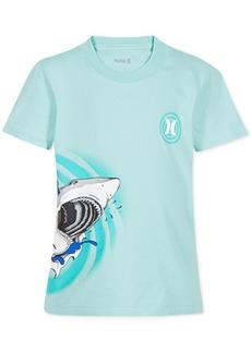 Hurley Little Boys Shark T-Shirt