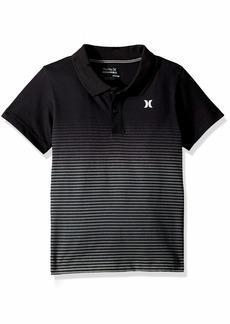 Hurley Little Boys' Short Sleeve Polo Shirt