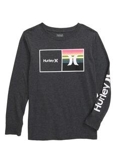 Hurley Logo Graphic T-Shirt (Big Boys)
