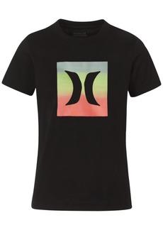 Hurley Logo-Print Cotton T-Shirt, Toddler Boys (2T-4T)
