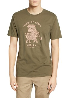 Hurley Lords of Froth Graphic T-Shirt