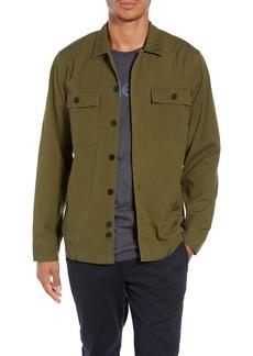 Hurley Lt. Dan Military Shirt Jacket